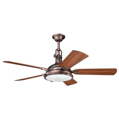 Kichler Lighting 300018 Hatteras Bay - 56 Inch Porthole Fan