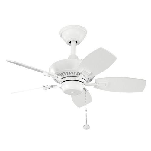 Kichler Lighting 300103 Canfield - 30 Inch Ceiling Fan
