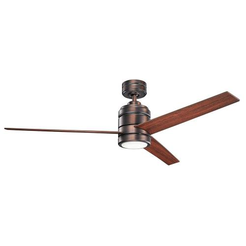 Kichler Lighting 300146 Arkwright - Ceiling Fan Motor Only - with Contemporary inspirations - 15.25 inches tall by 7.5 inches wide