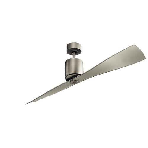 Kichler Lighting 300160 Ferron - Ceiling Fan - with Contemporary inspirations - 16 inches tall by 60 inches wide