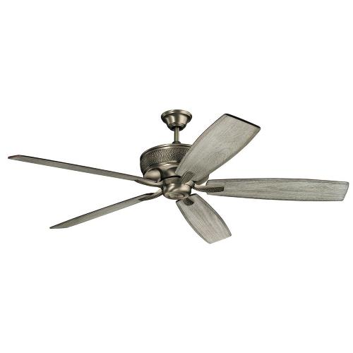Kichler Lighting 300206 Monarch - Ceiling Fan - with Transitional inspirations - 18 inches tall by 69.5 inches wide