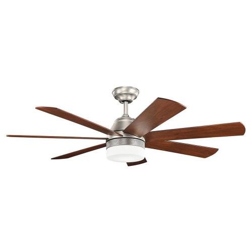 Kichler Lighting 300239 Ellys - Ceiling Fan with Light Kit - with Transitional inspirations - 56 inches wide