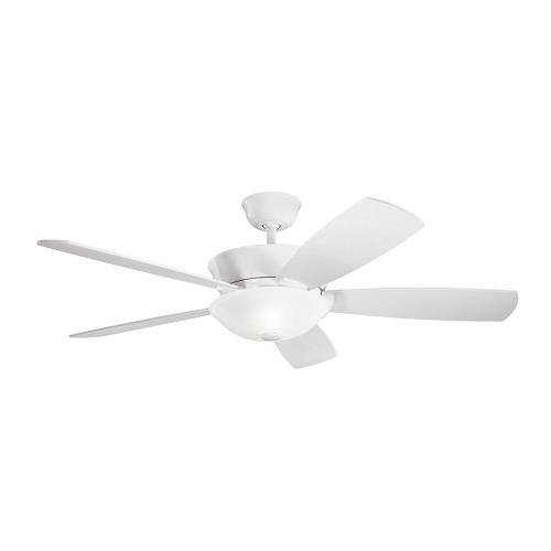 Kichler Lighting 300251 Skye - Ceiling Fan with Light Kit - 16 inches tall by 54 inches wide