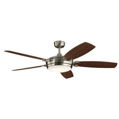 Kichler Lighting 300256 Trevor - Ceiling Fan with Light Kit - 16 inches tall by 60 inches wide