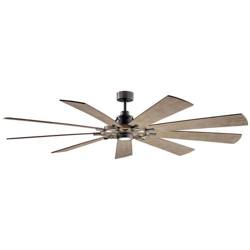 Kichler Lighting 300285 Gentry XL - 85 Inch Ceiling Fan with Light Kit