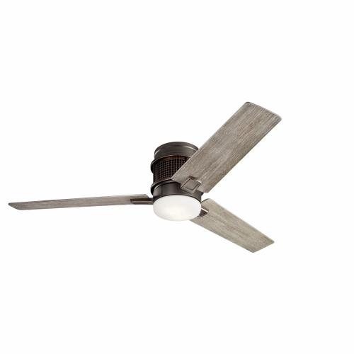 "Kichler Lighting 300352NI45 Chiara - 52"" Ceiling Fan with Light Kit"