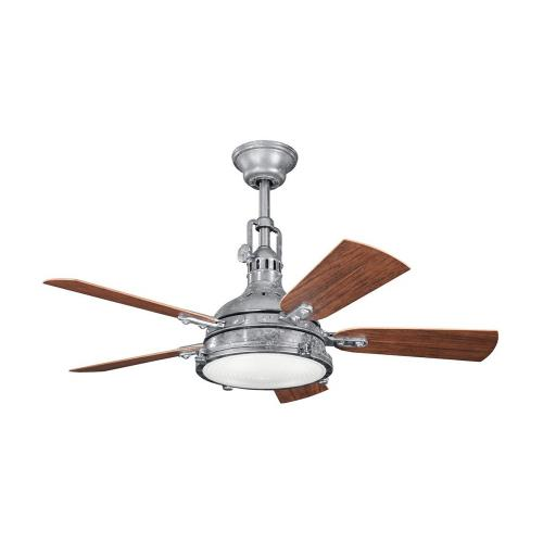 "Kichler Lighting 310101GST Hatteras Bay - 44"" Ceiling Fan"
