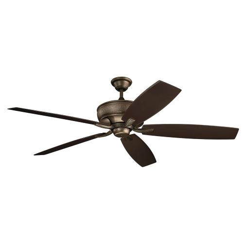 Kichler Lighting 310206 Monarch - Ceiling Fan - with Transitional inspirations - 20.25 inches tall by 69.5 inches wide
