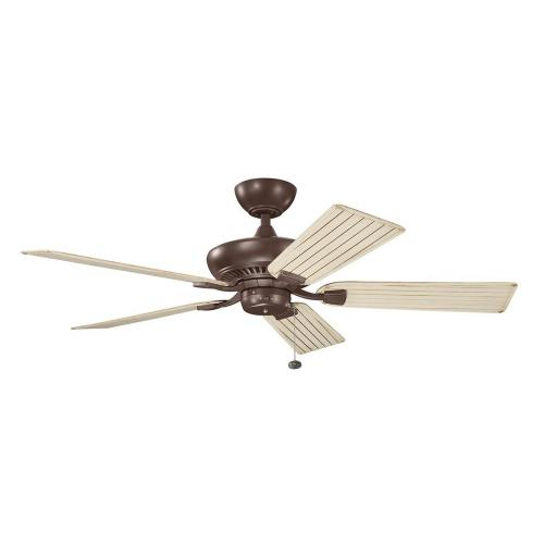 Kichler Lighting 320500 Climates - Ceiling Fan Motor Only - with Traditional inspirations - 13 inches tall by inches wide