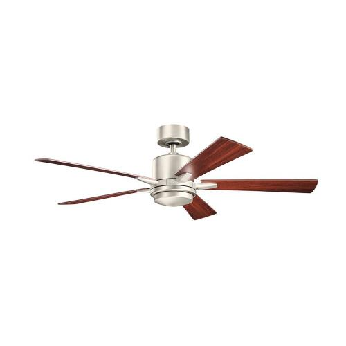 Kichler Lighting 330000 Lucian - Ceiling Fan with Light Kit - with Transitional inspirations - 14.25 inches tall by 52 inches wide