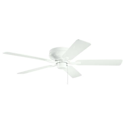 Kichler Lighting 330021 Basics Pro Legacy Patio - Ceiling Fan - with Traditional inspirations - 8 inches tall by 52 inches wide