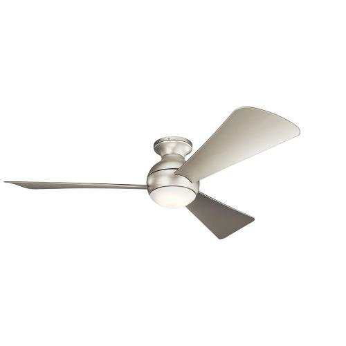 Kichler Lighting 330152 Sola - Ceiling Fan with Light Kit - 11 inches tall by 54 inches wide