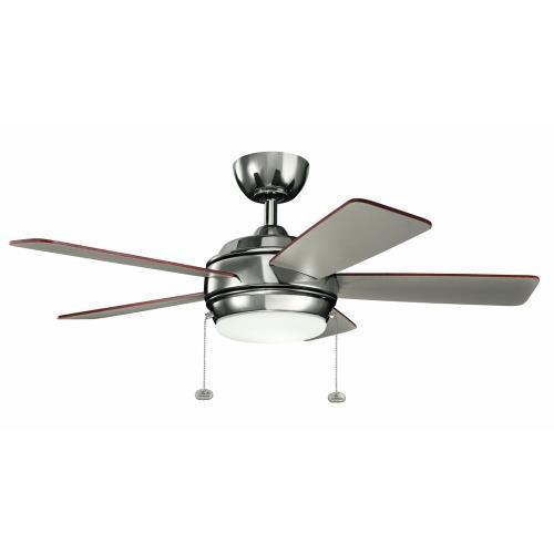 Kichler Lighting 330171 Starkk - 42 Inch Ceiling Fan with Light Kit