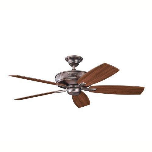 Kichler Lighting 339013 Monarch II - 52 Inch Ceiling Fan