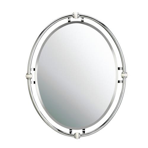 Kichler Lighting 41067CH Pocelona - Mirror - 24 inches wide