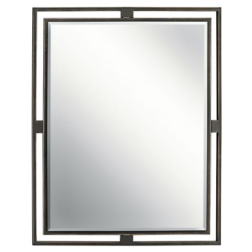 Kichler Lighting 41071NI Hendrik - 24 Inch Mirror