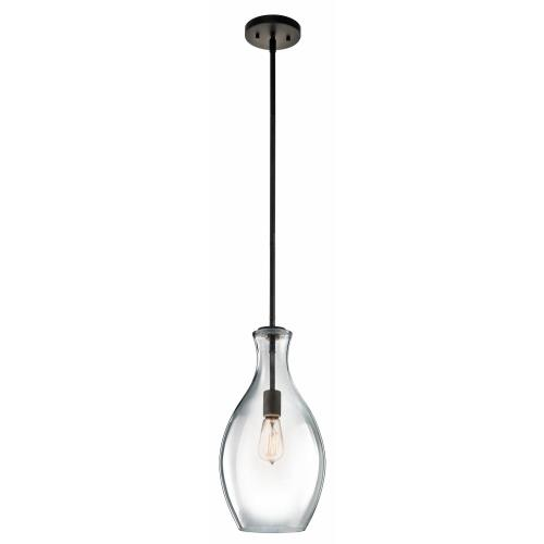 "Kichler Lighting 42047 Everly - 8.75"" One Light Pendant"
