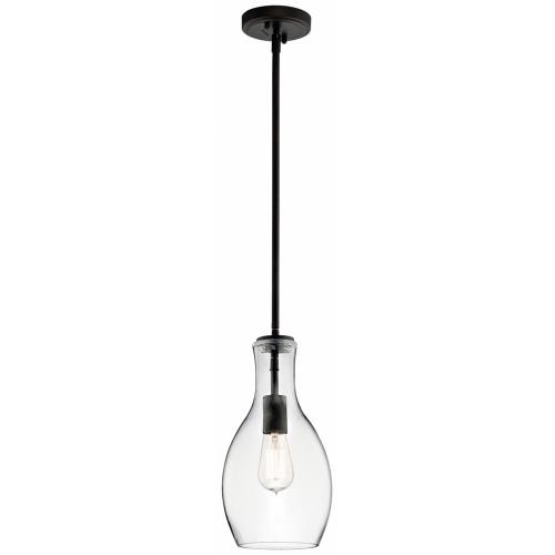 Kichler Lighting 42456 Everly - 13.75 Inch 1 Light Mini Pendant