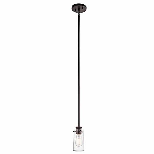 Kichler Lighting 43060OZ Braelyn - One Light Mini-Pendant