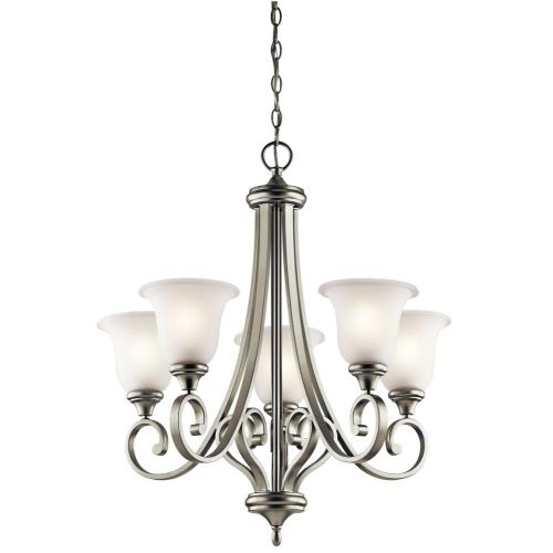 Kichler Lighting 43156NI Monroe - Five Light Chandelier