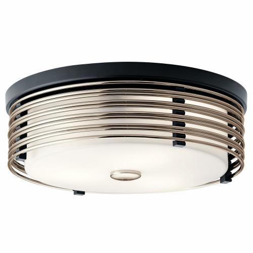 Kichler Lighting 43293 Bensimone - Two Light Flush Mount
