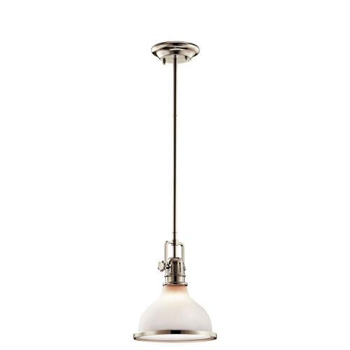 Kichler Lighting 43764 Hatteras Bay - 8 Inch One Light Pendant