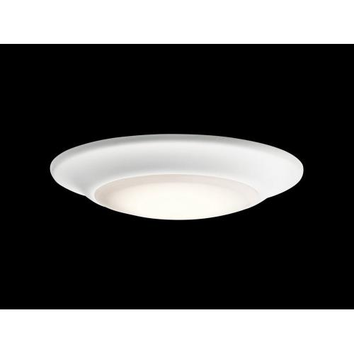 Kichler Lighting 43848F 7.5 Inch 15W 3000K 1 LED Flush Mount