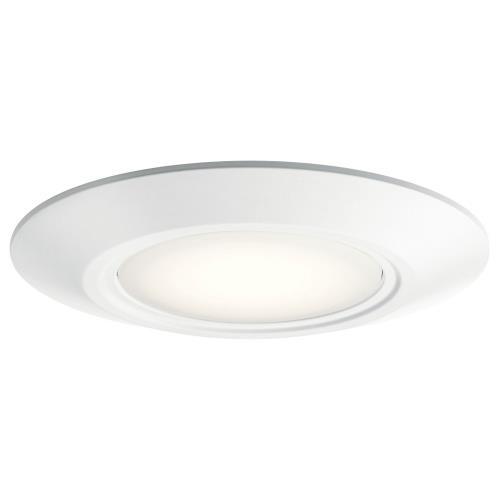 Kichler Lighting 43855WHLED30T Horizon - 6.5 Inch 12.5W 1 LED Downlight