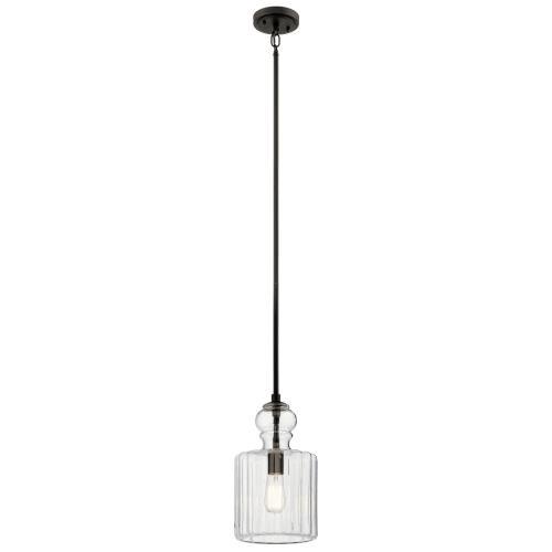 Kichler Lighting 43954 Riviera - 1 light Pendant - 7.75 inches wide