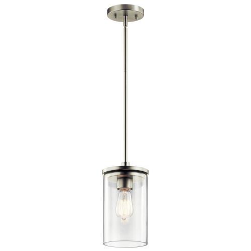 Kichler Lighting 43996 Crosby - One Light Mini Pendant