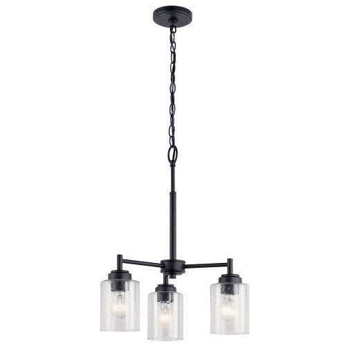 Kichler Lighting 44029 Winslow - Three Light Mini Chandelier
