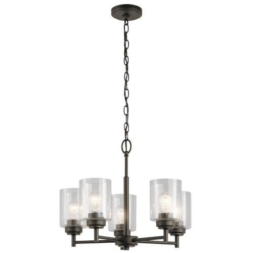 Kichler Lighting 4403 Winslow - Five Light Small Chandelier