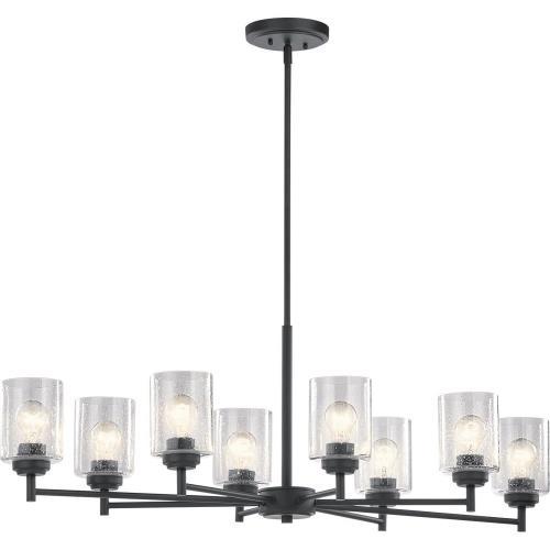 Kichler Lighting 44035 Winslow - Eight Light Small Chandelier