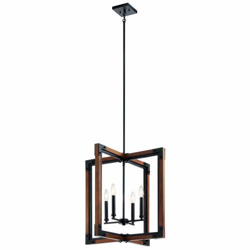 Kichler Lighting 44044AUB Marimount - Four Light Foyer