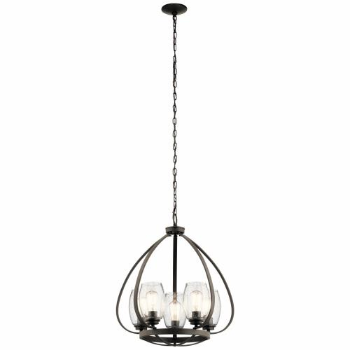 Kichler Lighting 44060 Tuscany - Five Light Small Chandelier