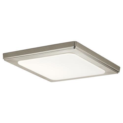Kichler Lighting 44247LED40 Zeo - 10 Inch 18.5W 4000K 1 LED Square Flush Mount