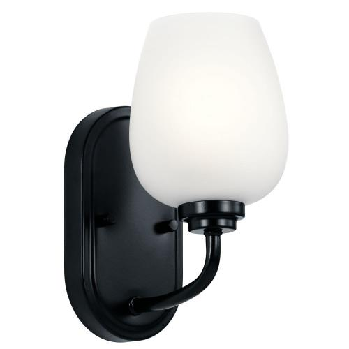 Kichler Lighting 44381 Valserrano - 1 Light Wall Bracket - 10.25 inches tall by 5 inches wide