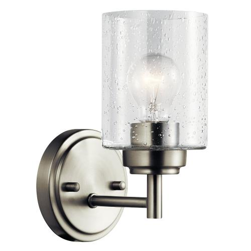 Kichler Lighting 45910 Winslow - 1 light Wall Bracket - 9.25 inches tall by 4.75 inches wide