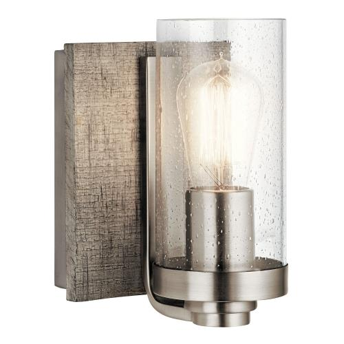Kichler Lighting 45926CLP Dalwood - One Light Wall Sconce
