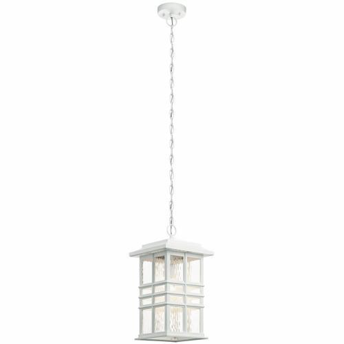 Kichler Lighting 49833 Beacon Square - One Light Outdoor Hanging Lantern