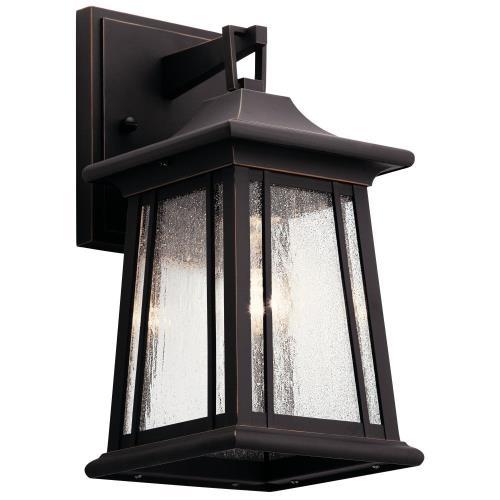 Kichler Lighting 49908RZ Taden - One Light Small Outdoor Wall Lantern