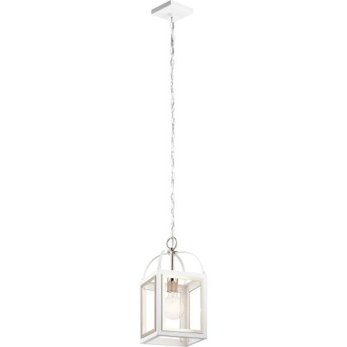 Kichler Lighting 52030 Vath - 1 light Pendant - 16.25 inches tall by 8 inches wide