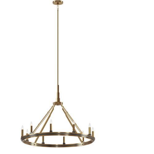 Kichler Lighting 52421 Emmala - 10 Light Large Chandelier