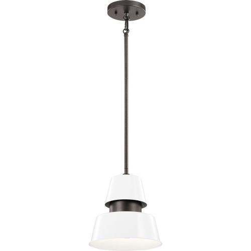 Kichler Lighting 59003 Lozano - One Light Outdoor Hanging Lantern