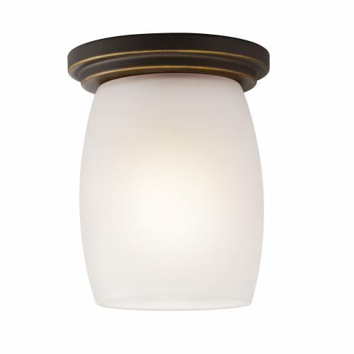 Kichler Lighting 8043OZS Eileen - One Light Flush Mount