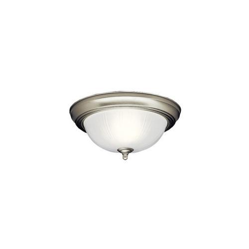 Kichler Lighting 8653NI One Light Flush Mount