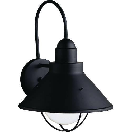 Kichler Lighting 9023 Seaside - 1 light Outdoor Wall Mount - 10.25 inches wide