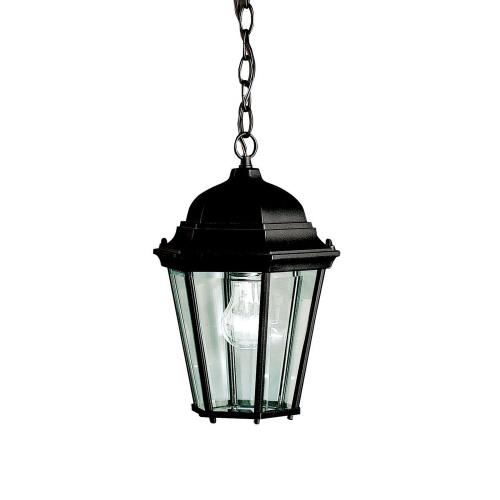 Kichler Lighting 9805 Townhouse - 1 light Outdoor Pendant - 13.5 inches tall by 9.25 inches wide