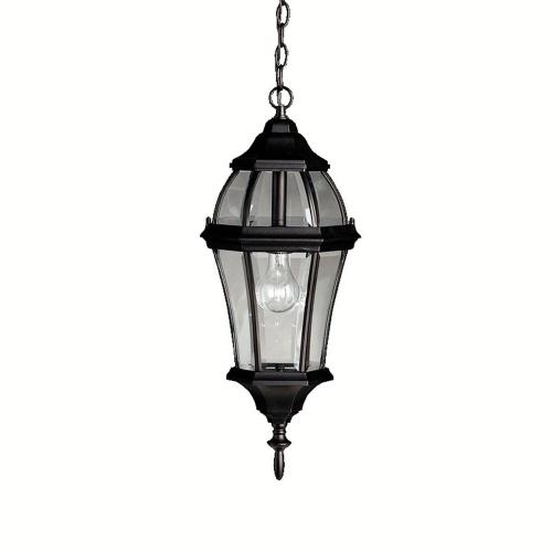 Kichler Lighting 9892 Townhouse - 1 light Outdoor Pendant - 23.75 inches tall by 9.25 inches wide