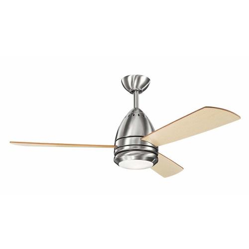 "Kichler Lighting S390120 Eva - 46"" Ceiling Fan with Light Kit"